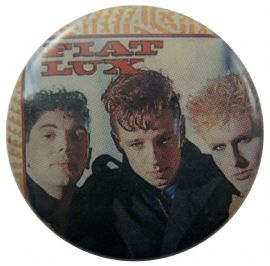 Fiat Lux - 'Group' Button Badge